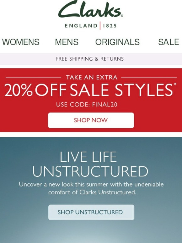 Clarks coupon codes december 2018