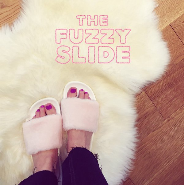 f37e882aa15 Schuh  What s pink and fluffy