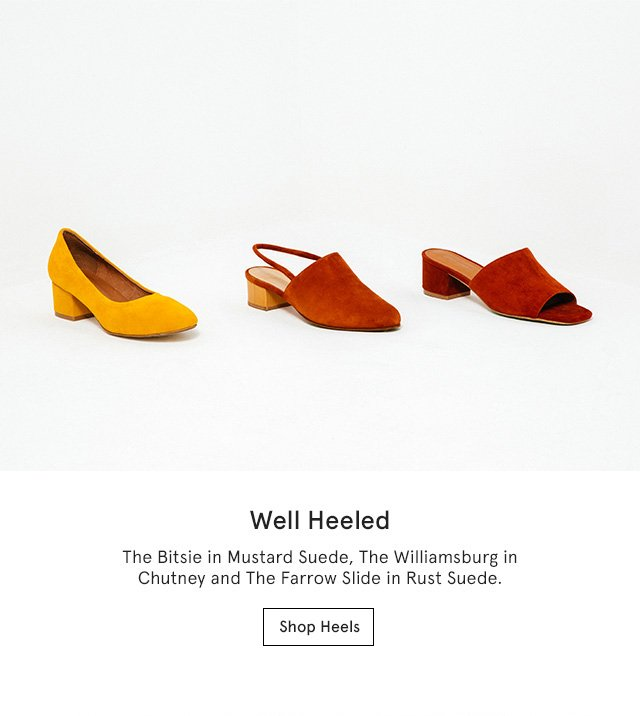 00dd451ff0a Need Supply Co.  Everyday Heels   Markdowns up to 80% off