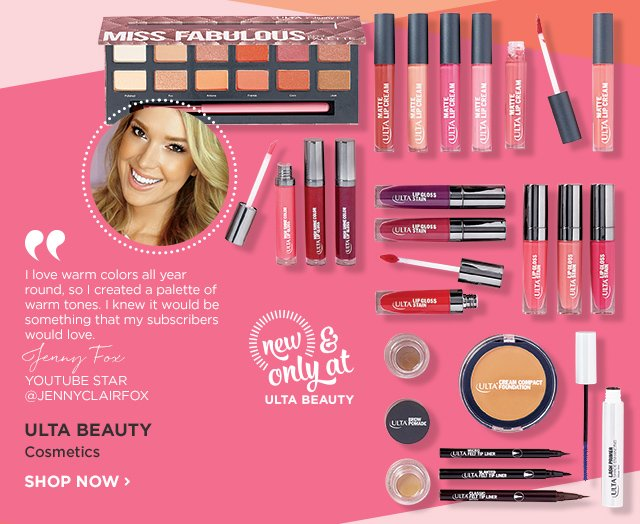 ULTA BEAUTY | NEW! Cosmetics