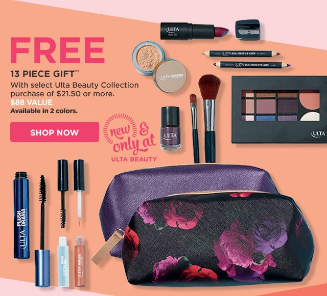 Ulta: You NEED this! 13pc FREE gift | Milled