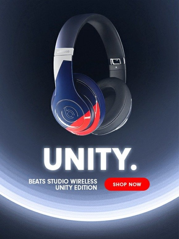 Beats By Dre Rep Your Country In Unity Edition Beats Milled