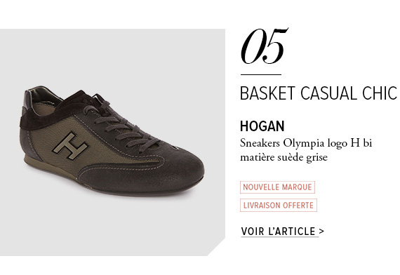 BASKET CASUAL CHIC