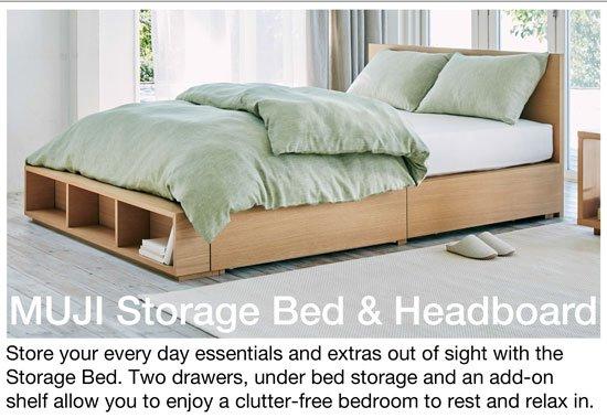 muji furniture - Muji Bed Frame