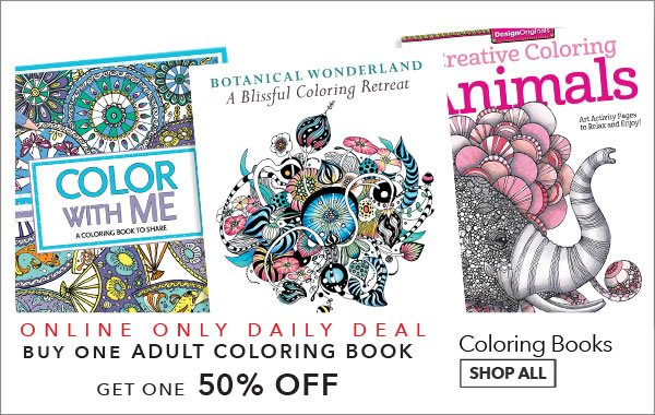 Jo ann fabric and craft store happy national coloring Coloring book national bookstore
