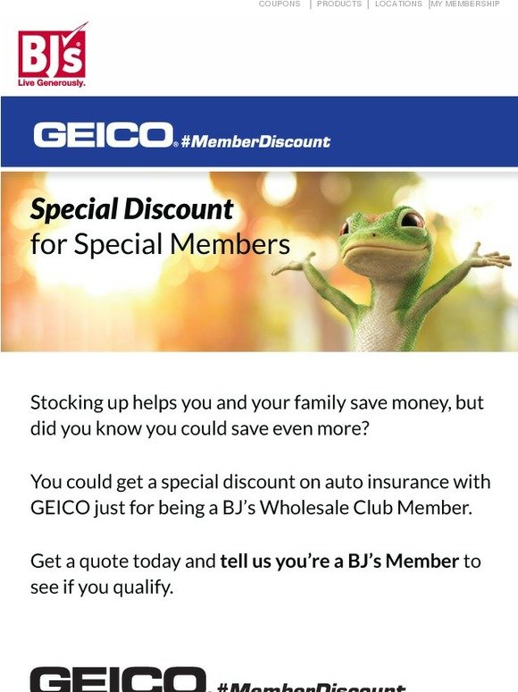 Insuring two or more cars on your policy will earn you a discount. Multi-policy discount When you bundle your car insurance with a home, condo, renter or mobile home policy from GEICO, you could get a discount on your auto premium.