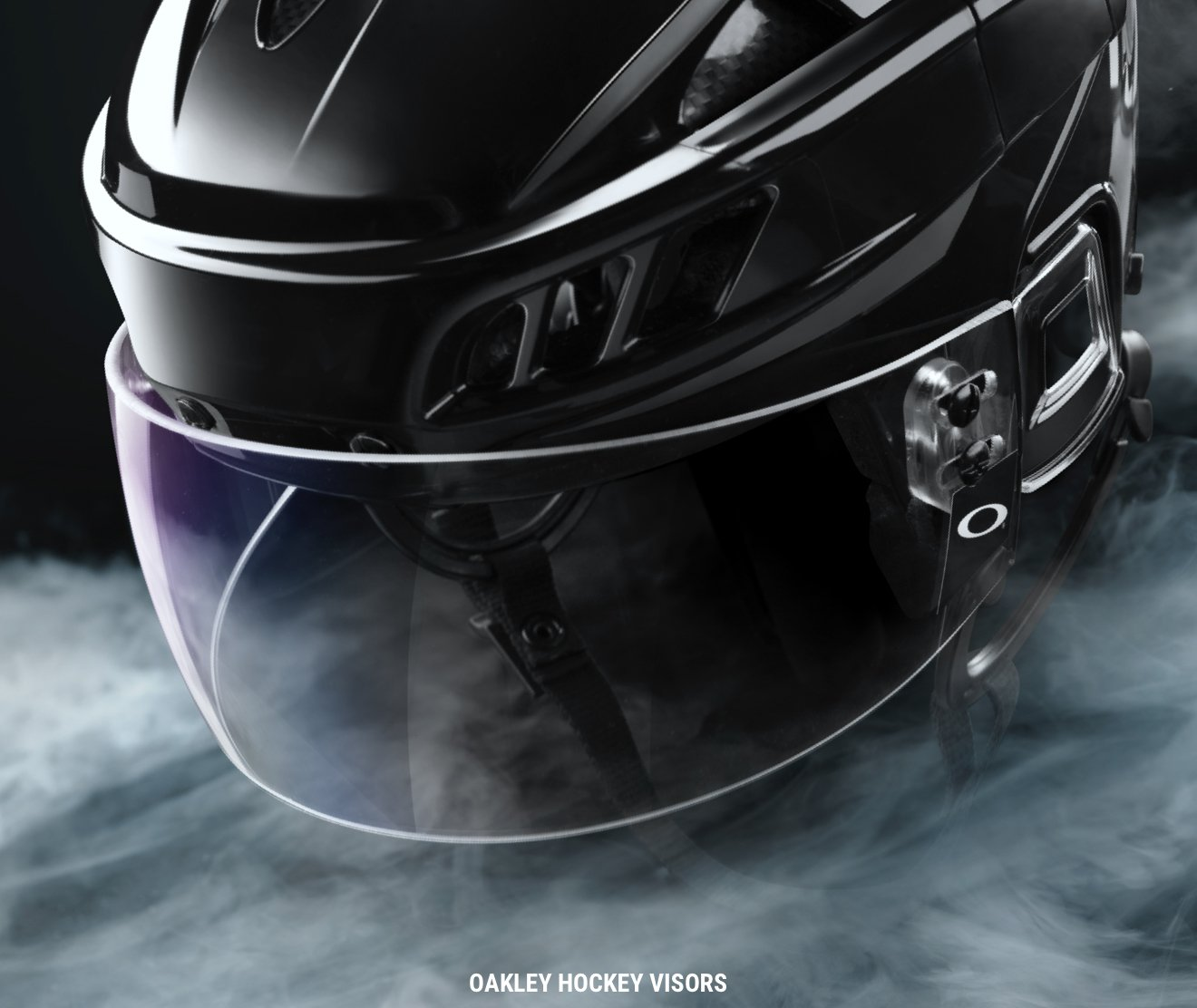 OAKLEY HOCKEY VISORS