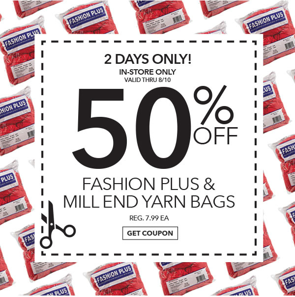 Jo-Ann Fabric and Craft Store: ENDS TODAY! 50% off One Regular