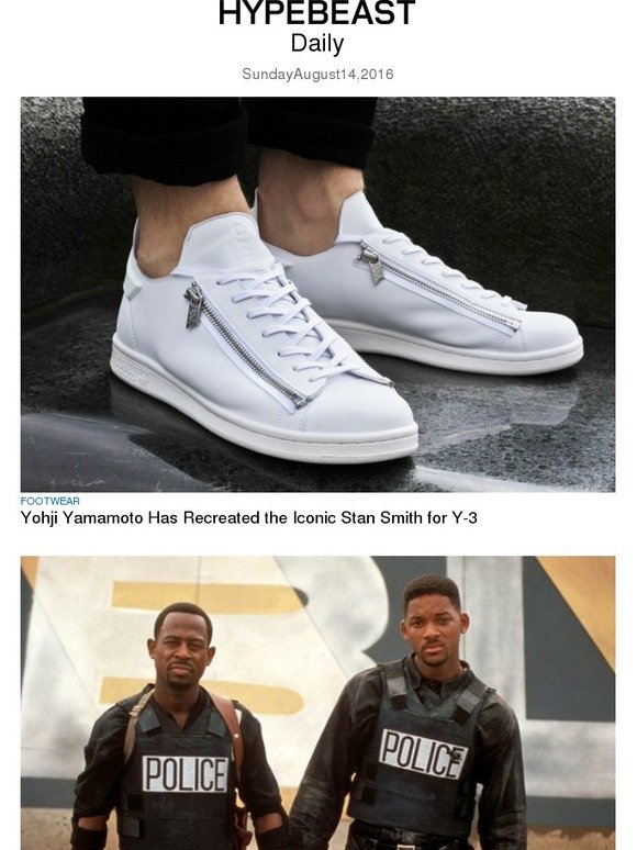 642724710bc1f Hypebeast  The Iconic Stan Smith Recreated by the One and Only
