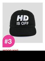 Mood NYC HD is Off Hat