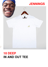 10 DEEP In and Out Tee