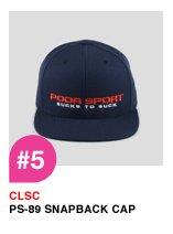 CLSC PS-89 Snapback Cap