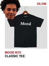 Mood NYC Classic Tee