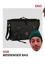 GUD Messenger Bag