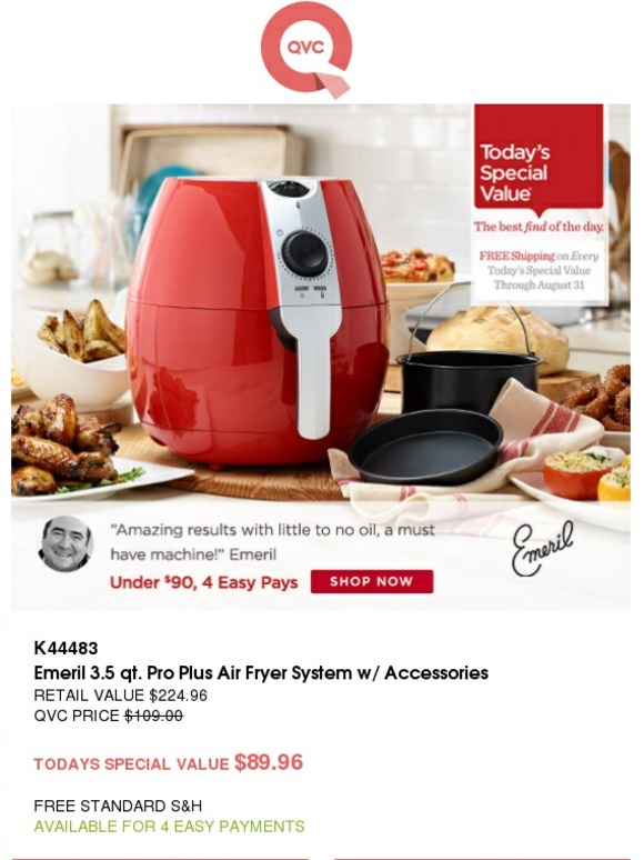 Qvc Qvc S Today S Special Value Wednesday August 17