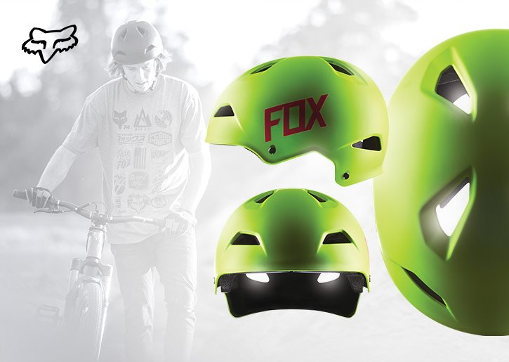 low price sale official shop quite nice Fox Racing: The All New Flight MTB Helmet | Milled