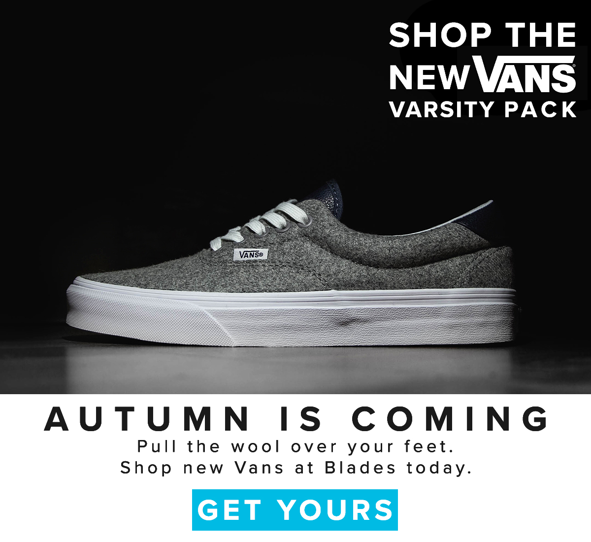 Blades  Shop skate-ready favorites from the Vans Varsity Pack 5ccad5b96
