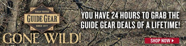 The Sportsman's Guide: Wild Guide Gear Deals - Today Only