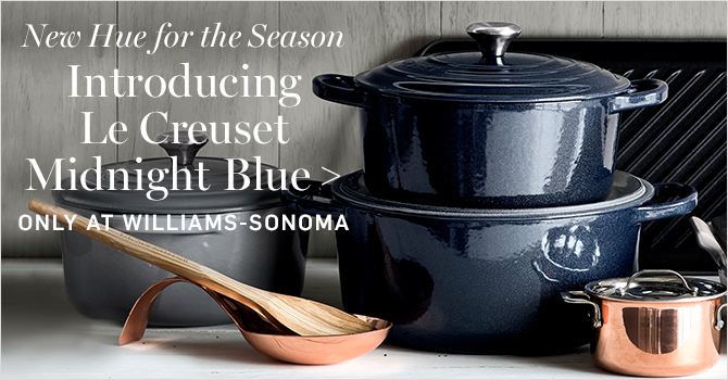 Pottery Barn New From Le Creuset Colorful Everyday