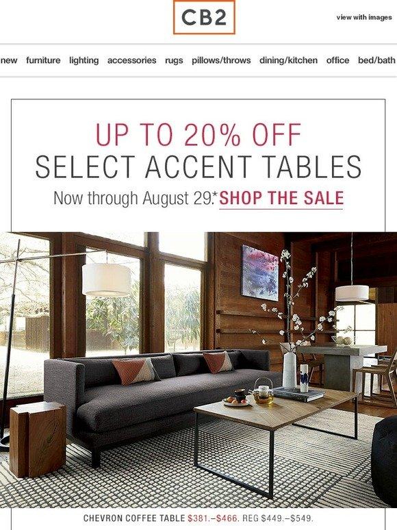 Pleasing Cb2 Choose Your Side Accent Tables On Sale Milled Inzonedesignstudio Interior Chair Design Inzonedesignstudiocom