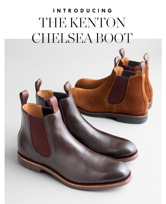 discount up to 60% for sale numerousinvariety J.Crew: Introducing the Kenton Chelsea boot | Milled