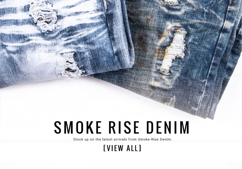 Dtlr Down Town Locker Room Fall Denim Smoke Rise Milled