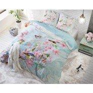 Sleeptime Dekbedovertrek Blossom Blue