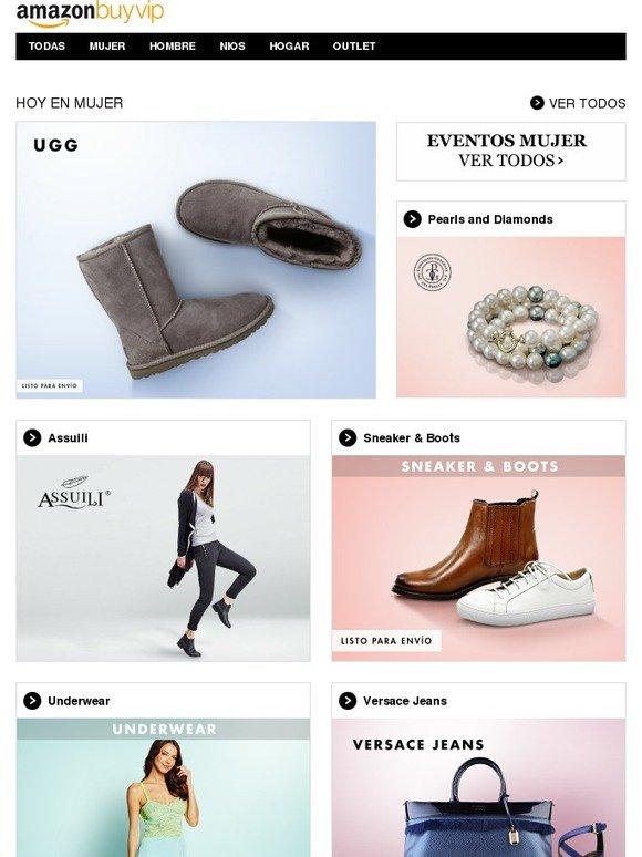 Amazon buy vip ugg pearls and diamonds assuili sneaker for Amazon buyvip ugg