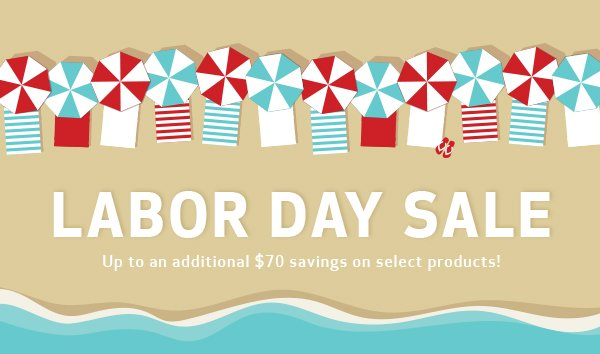 Labor Day weekend isn't just the last summer holiday, it's also one of the best times to shop. Retailers will be offering some of the best sales of the year this holiday weekend and we've got the.