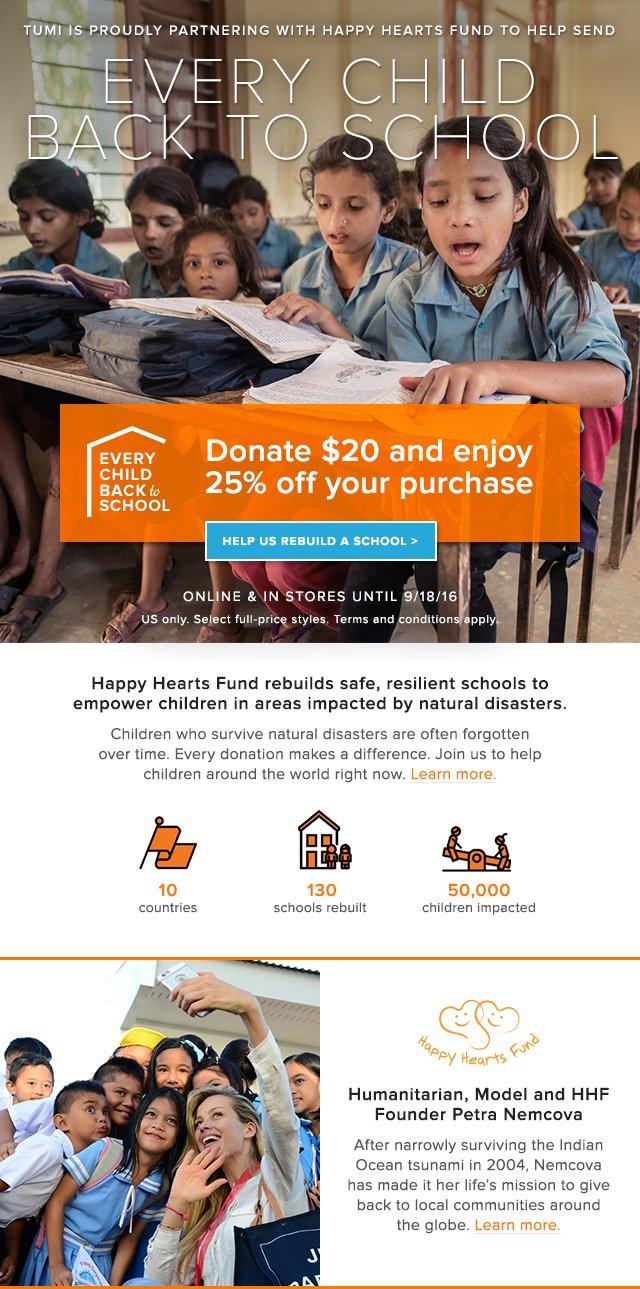 Happy Hearts Fund