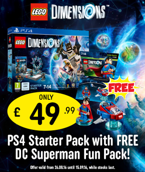 lego dimensions ps4 how to get free packs