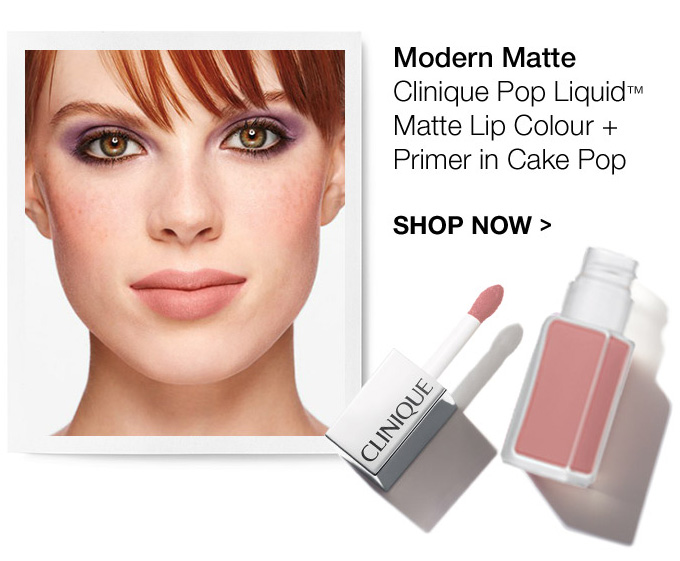 Clinique the matte lip made easy 3 looks to wear free for Where is clinique made