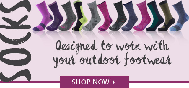Go Outdoors Step Into New Season Footwear Milled