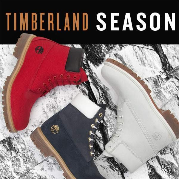 Timberland Season at Journeys!  Shop Now!