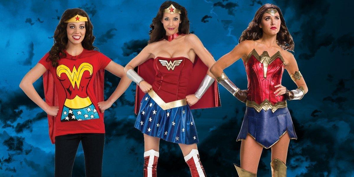 Shop Wonder Woman Costumes