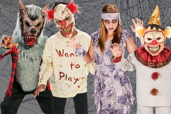 Shop Scary Halloween Costumes