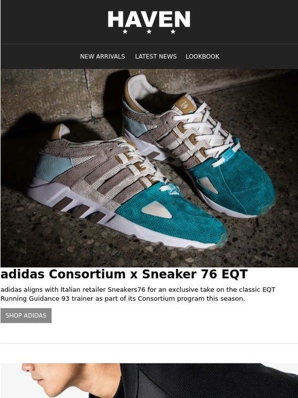 size 40 95e30 b0729 Haven: New Arrivals: adidas Consortium x Sneaker 76 | Nike ...