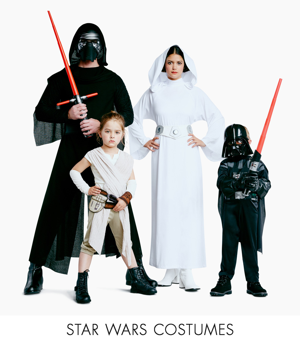 halloween star wars costumes
