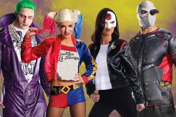 Shop Suicide Squad Costumes