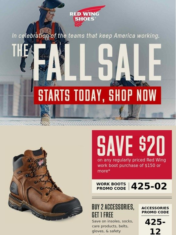 photo regarding Red Wing Boots Coupon Printable named Purple Wing Sneakers: Its inevitably below: The Crimson Wing Slide Sale