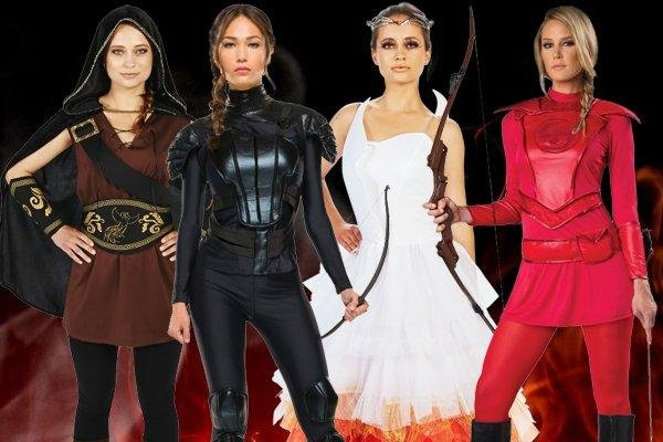 Shop Hunger Game Costumes