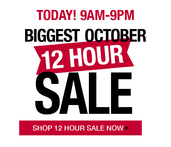 Hurry before it's over! Our Hour Sale is ending soon. Make sure you take advantage of all the great deals while they last.