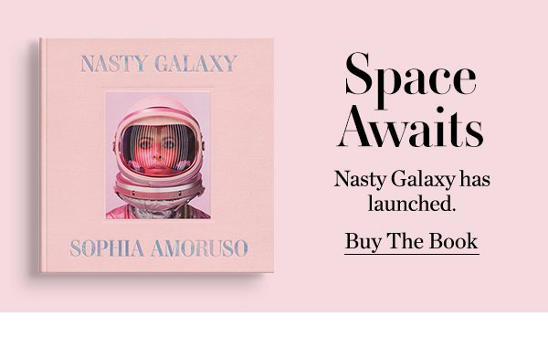 Space Awaits. By Nasty Galaxy now!