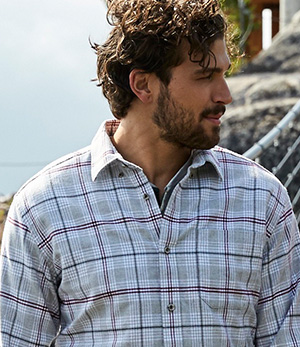40% OFF EVERYTHING | MENS FLANNEL SHOP