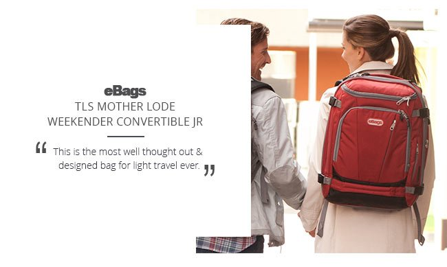 171e77e91b eBags  Make Or Break Your Trip With These Travel Essentials