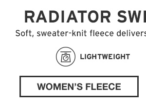 40% OFF EVERYTHING | WOMENS FLEECE