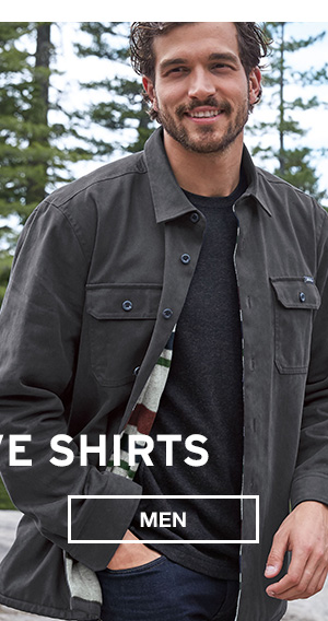 MUST HAVE SHIRTS | SHOP MEN
