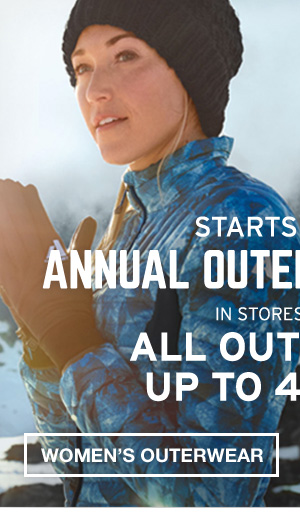 UP TO 40% OFF OUTERWEAR | SHOP MEN