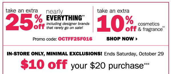 Herbergers: Friends & Family • 25% off NEARLY Everything ...