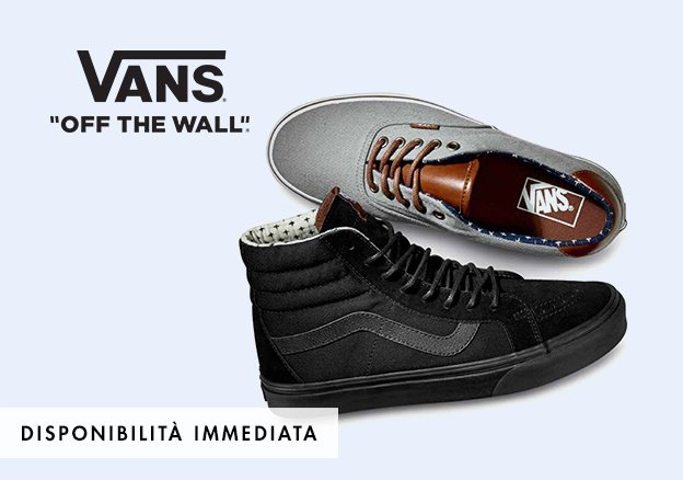 vans Off The Wall discorso